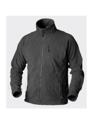Alpha grid fleece jacket helikon-tex μαύρο