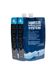 Δοχείο νερού Sawyer SP114 Squeezable 64 oz. Filter Pouch