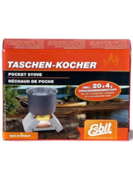 Εστία Esbit pocket stove 20x4