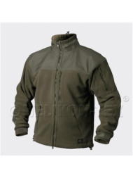 Fleece classic army jacket helikon-tex χακί