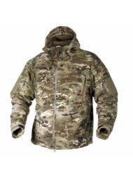 Fleece patriot jacket helikon-tex camogrom