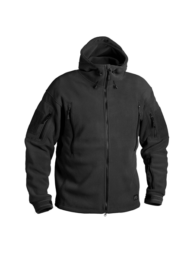 Fleece patriot jacket helikon-tex μαύρο
