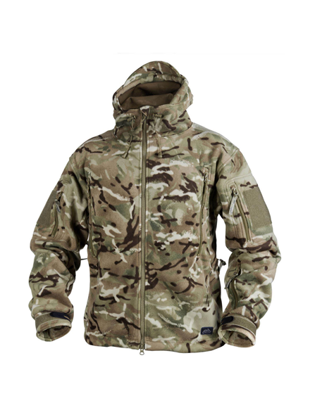 Fleece patriot jacket helikon-tex MP Camo