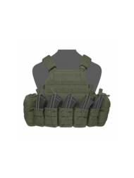Γιλέκο μάχης DCS AK 7.62mm Plate Carrier Warrior Assault Systems χακί