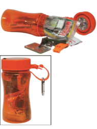 Κιτ επιβίωσης Outdoor Survival Box orange