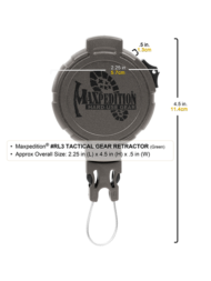 Maxpedition Tactical Gear Retractor