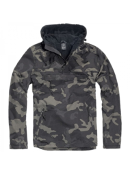 Μπουφάν windbreaker night camo