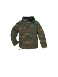 Μπουφάν windbreaker woodland