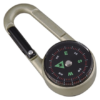 Munkees Carabiner Compass with Thermometer