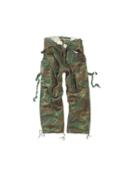 Παντελόνι vintage fatigues woodland