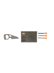 Πολυεργαλείο Bear grylls survival card  tool