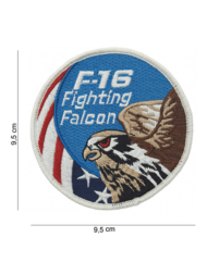 Σήμα US F-16 fighting falcon eagle