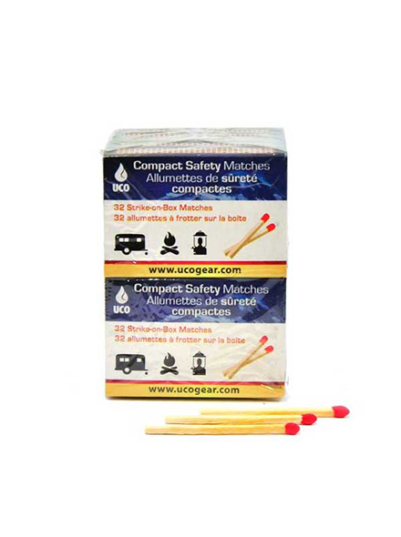 Σπίρτα compact safety matches uco
