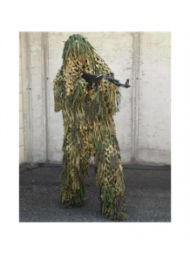 Στολή ghillie suit jackal jungle Camo systems