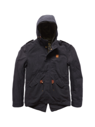 Τζάκετ Jackson parka off black Vintage Industries