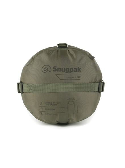 Υπνόσακος snugpak sleeper lite (-5,-10)