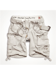 Βερμούδα division short off white