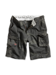 Βερμούδα trooper short black camo